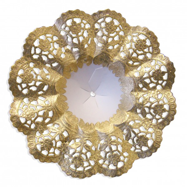 Bouquet Holder gold ( 25 pieces )