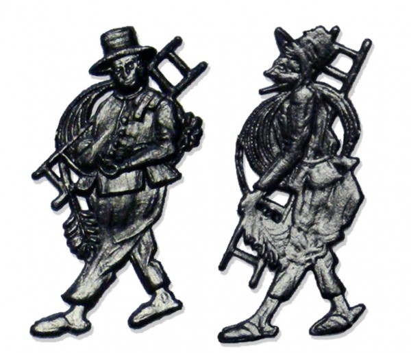 Lucky Charm Chimney Sweep Set Of 12 pcs.