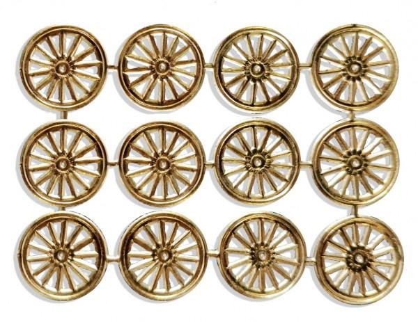 Wheels Ø 2 cm Set Of 12 pcs.