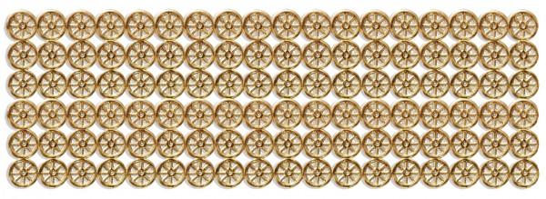 Wheels Ø 1 cm Set Of 108 pcs.