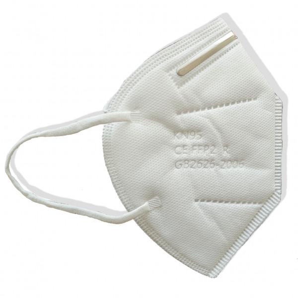 FFP2 Maske, 2er Pack, ab 5 VE (2,58 € netto je Maske), DEKRA geprüft,