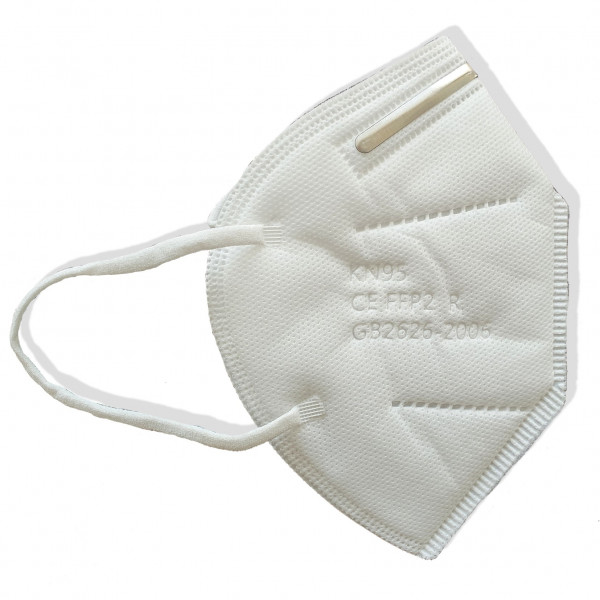 FFP2 Atemschutzmaske, 800 Stück (Preis je Maske: 1,99 € netto)
