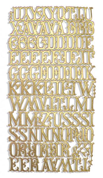 Letter Assortement Set of 93 pcs.