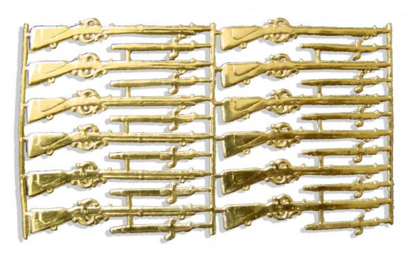 Saber / Rifle Set of 12 Pcs.